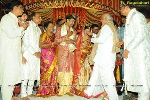 Music Director Koti Daughter Marriage Photos