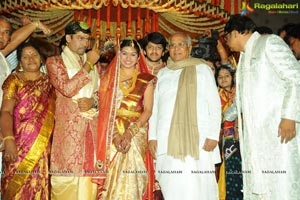 Music Director Koti Daughter Marriage Photos