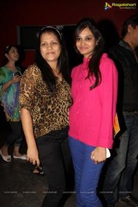 Dabangg 2 Screening PVR Cinema Hyderabad