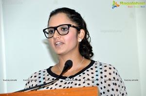 Sania Mirza Laryngectomees Society