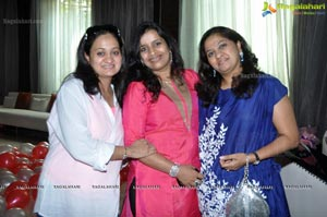 Sujatha Agarwal 25th Wedding Anniversary