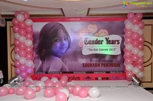 Tender Years Calendar 2013