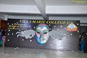 Villa Marie Mask O Mania