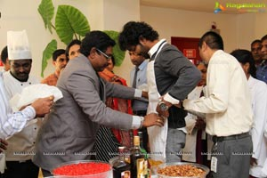 Apollo Hospitals Cake Mixing Ceremony