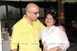Bhavana-Rajender 25th Wedding Anniversary