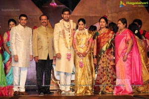 Dil Raju Daughter Engagement