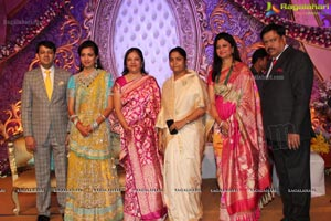 Gaurav Sanghi Ankita Wedding Reception