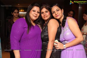 Gorgeous Girls Club Party