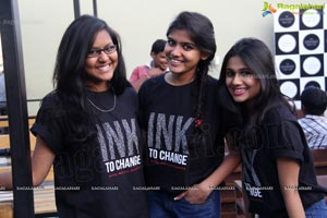 Ink to Change Hyderabad