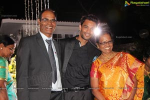 Kamal Kamaraju Wedding Reception