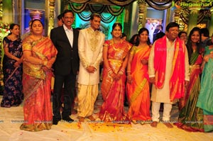 Kona Venkat Daughter Kavya Wedding