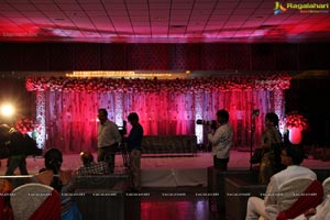 Music Director Sekhar Chandra Wedding Reception