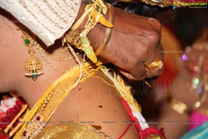 Prathyusha-Vinay Goud Wedding