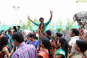Hero Aadi Wedding Photos