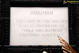 Golden Jubilee Anniversary