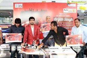 Arijith Singh Concert
