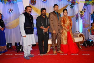 Talasani Srinivas Yadav Daughter Reception