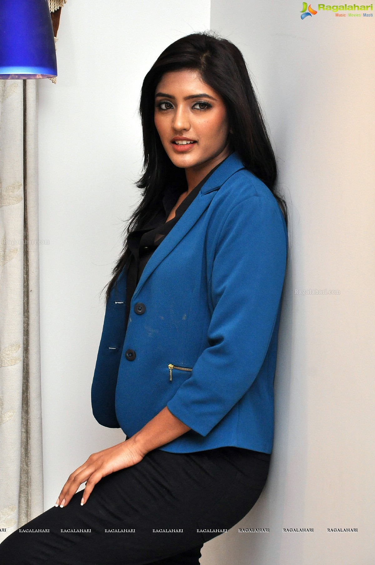 Eesha Rebba at Bandipotu Press Meet