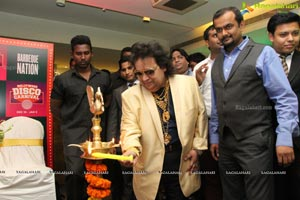 Bappi Lahiri Barbeque Nation Disco Carnival