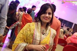 Koyal Chandak Brother Wedding