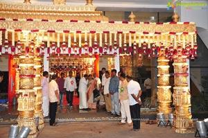 Ghattamaneni Wedding