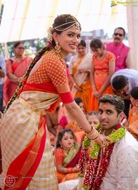 Chandru Manohar Nandini Wedding