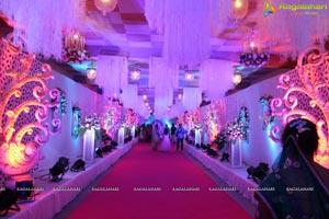 Madhuri-Abhishek Wedding Reception
