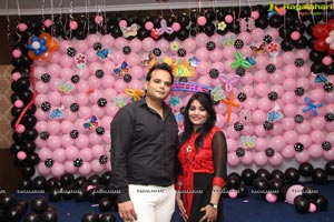 Nishtha Birthday Party