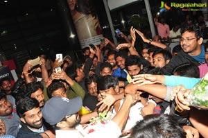 Ram Charan Hyderabad USA