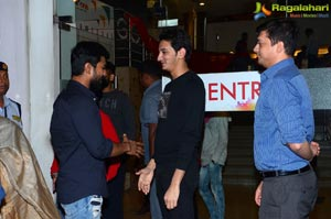 Ram Charan Dhruva INOX Hyderabad