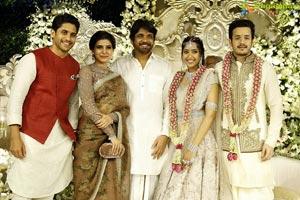 Akkineni Akhil-Shriya Bhupal Engagement