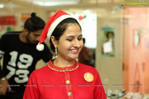 Christmas Fair 2016 at Gymboree Center, Jubilee Hills