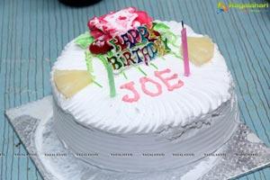 Joseph Sunder Birthday Bash