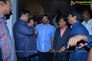 Producer Krishna Reddy Son Wedding Reception