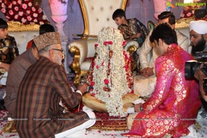 Sarwath Mehdi Khan Wedding