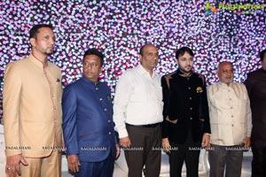 Minhaj Ahmed-Sayeedia Wedding Reception