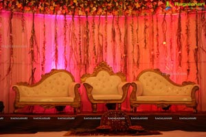 Mohammed Javeed Wedding Reception at Taj Palace