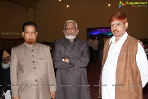 Mohammed Javeed Wedding Reception at Taj Palace