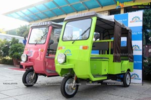 Innovative Three Wheelers