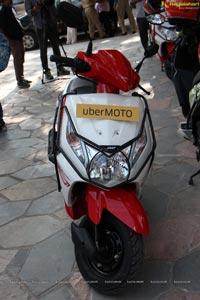 KTR uberMOTO Hyderabad