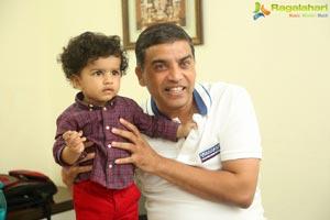 Dil Raju Grandson Aransh
