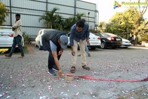 Okka Kshanam Success Celebrations