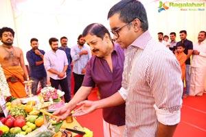 Surya-Sai Pallavi Film Muhurat