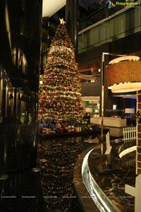 Park Hyatt Christmas Decor