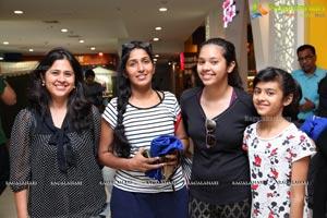 Badminton Star Parupalli Kashyap Flashmob