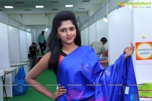 Silk and Cotton Expo Charishma Shreekar