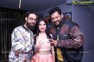 Sudha Jain Thanksgiving Party