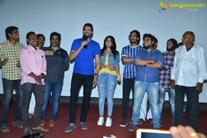 Subrahmanyapuram Team at Arjun Theater, Kukatpally