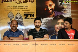 Subrahmanyapuram Success Meet