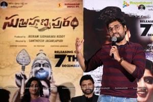 Subrahmanyapuram Audio Launch